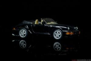 Porsche 911 Carrera 4 (Typ 964)   Cabriolet   Ixo (Del Prado Car Collection)   1:43   www.andere.hahlmodelle.de
