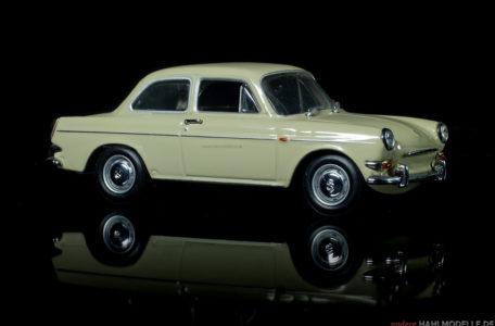 Volkswagen 1600 (Typ 3) | Limousine | Minichamps | 1:43 | www.andere.hahlmodelle.de