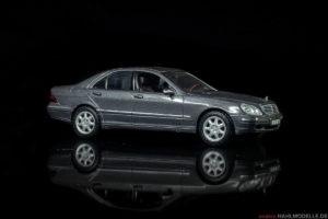 Mercedes-Benz 600 S (W 220) | Limousine | Maisto | www.andere.hahlmodelle.de