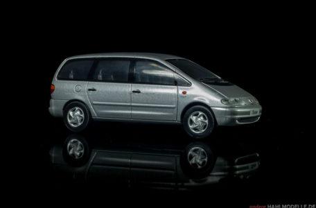 Volkswagen Sharan (Typ 7M8) | Van | Herpa | 1:43 | www.andere.hahlmodelle.de