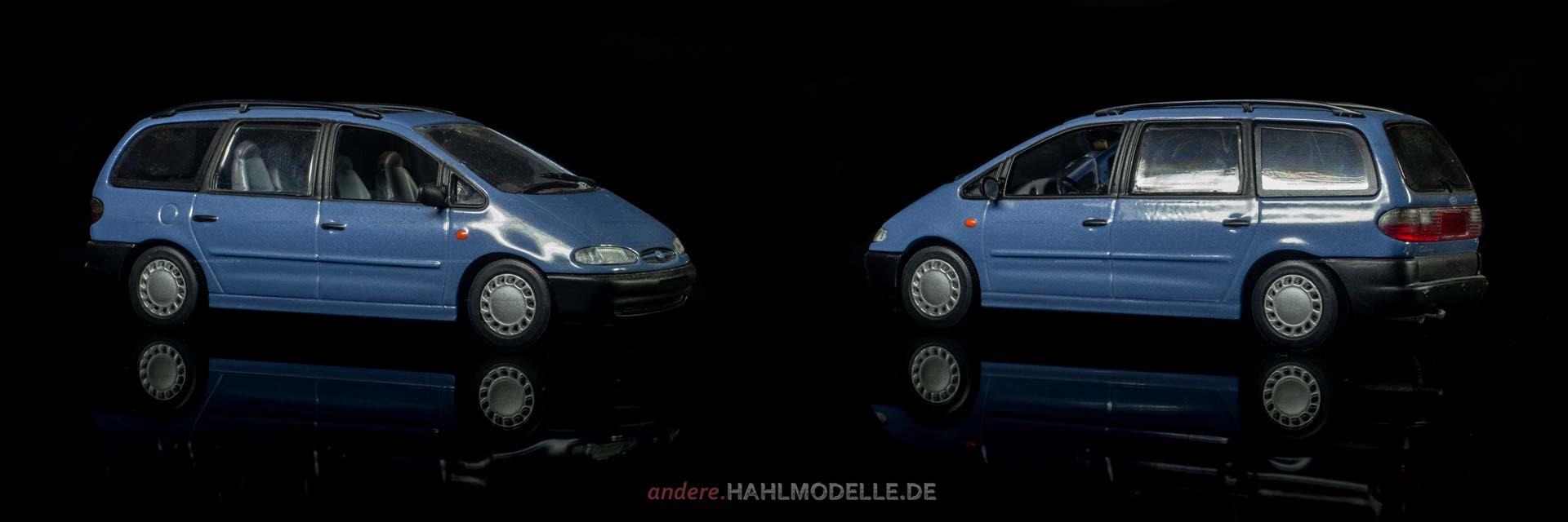 Ford Galaxy (Galaxy '95) | Van | Minichamps | 1:43 | www.andere.hahlmodelle.de
