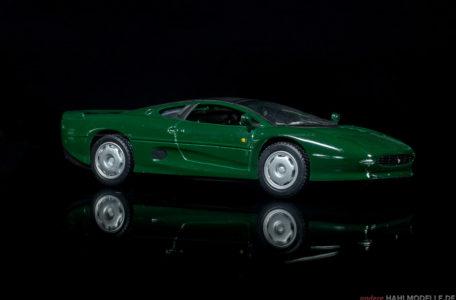 Jaguar XJ220 | Coupé | Bburago | www.andere.hahlmodelle.de