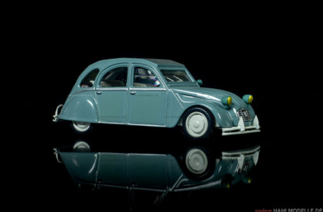 Citroën 2 CV | Limousine | Ixo (Del Prado Car Collection) | www.andere.hahlmodelle.de