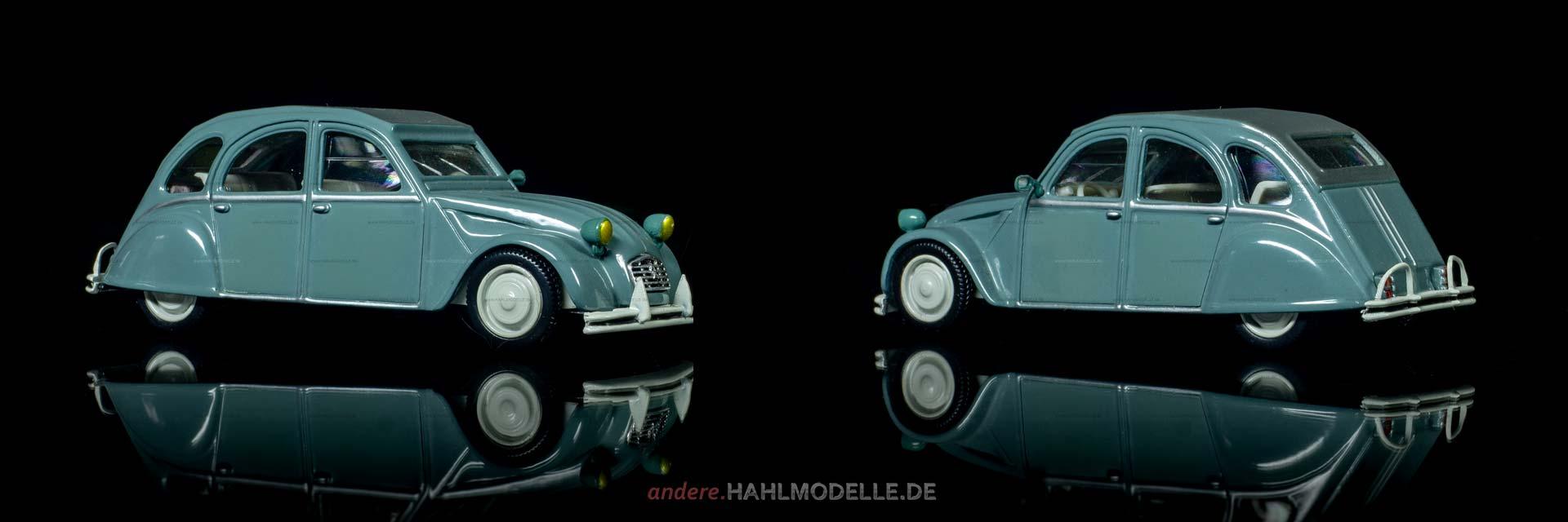 Citroën 2 CV | Limousine | Ixo | www.andere.hahlmodelle.de