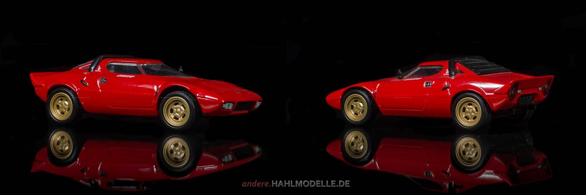 Lancia Stratos HF Stradale | Coupé | Ixo | www.andere.hahlmodelle.de