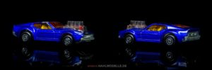 Ford Mustang I (4. Version) | Coupé | Lesney Products & Co. Ltd. | Matchbox Rolamatics Piston Popper | www.andere.hahlmodelle.de