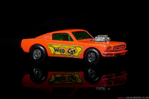 Ford Mustang I (1. Version) | Coupé | Lesney Products & Co. Ltd. | Matchbox Superfast Wildcat Dragster | www.andere.hahlmodelle.de