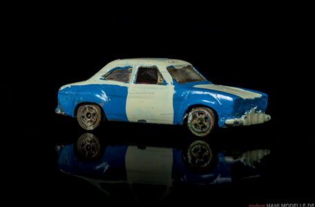 Ford Escort RS 2000 I (Escort '68) | Limousine | Mettoy Playcraft Ltd. | 1:43 | www.andere.hahlmodelle.de