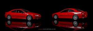 Peugeot 406 | Coupé | Gate | 1:18 | www.andere.hahlmodelle.de