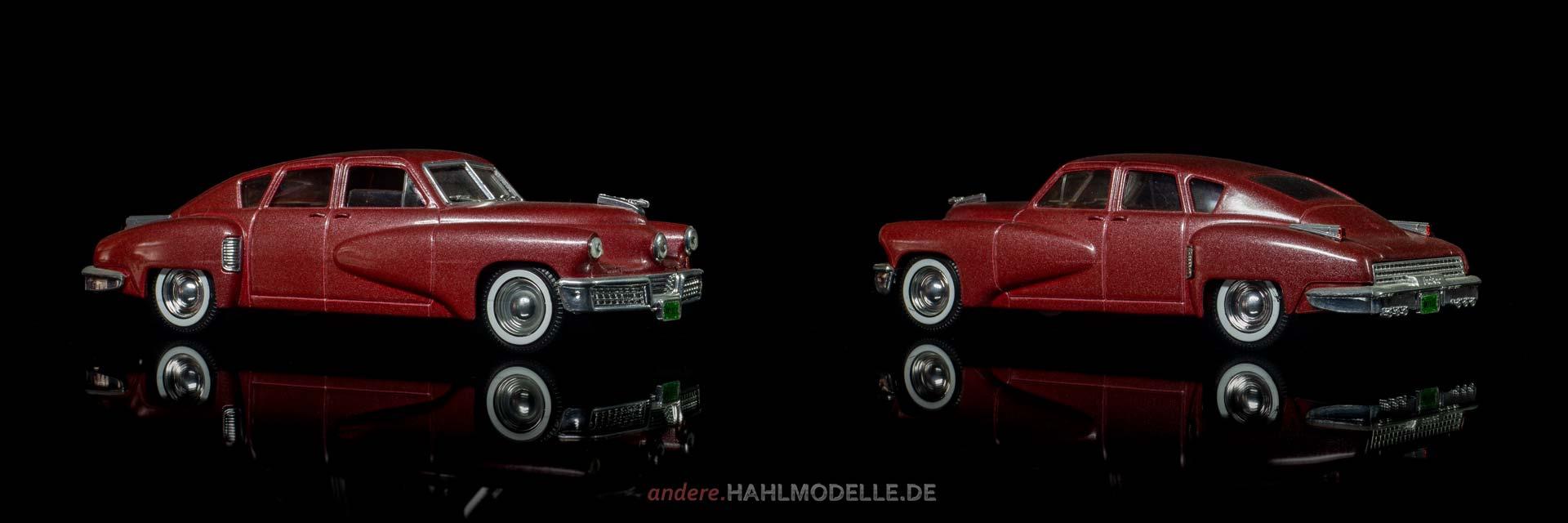 Tucker '48 | Limousine | Solido | 1:43 | www.andere.hahlmodelle.de