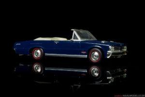 Pontiac GTO   Cabriolet   Ixo (Del Prado Car Collection)   1:43   www.andere.hahlmodelle.de