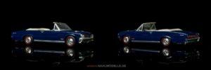 Pontiac GTO | Cabriolet | Ixo (Del Prado Car Collection) | 1:43 | www.andere.hahlmodelle.de