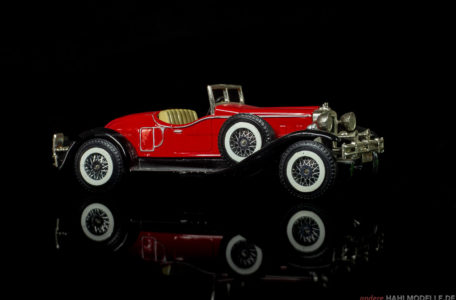 Stutz Bearcat | Roadster | Lesney Products & Co. Ltd., Matchbox – Models of Yesteryear | 1:43 | www.andere.hahlmodelle.de