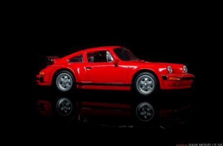 Porsche 911 Turbo Carrera (Typ 930) | Coupé | Ixo (Del Prado Car Collection) | 1:43 | www.andere.hahlmodelle.de