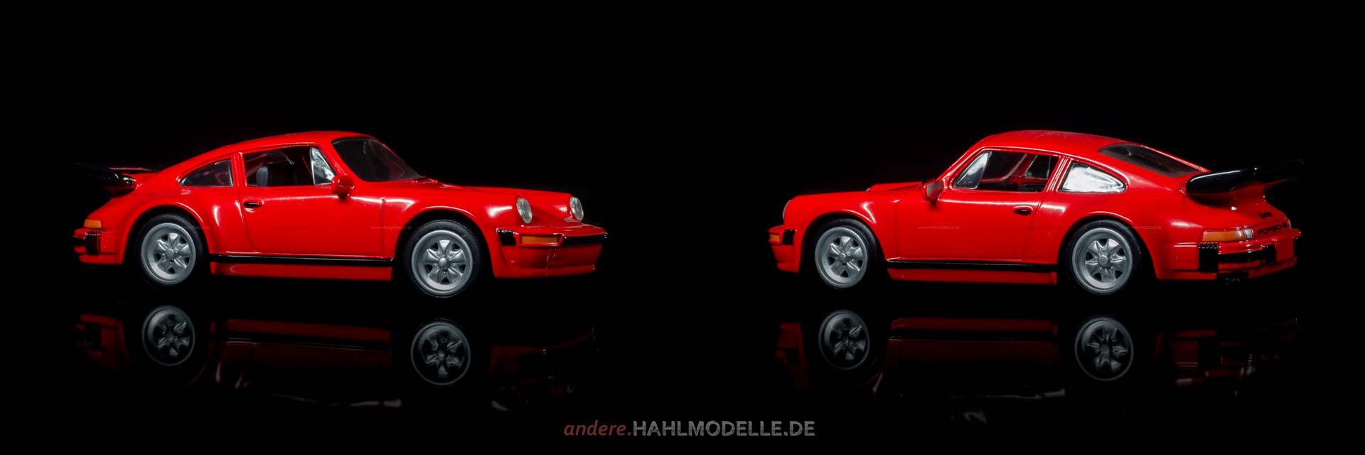 Porsche 911 Turbo Carrera (Typ 930) | Ixo (Del Prado Car Collection) | 1:43 | www.andere.hahlmodelle.de