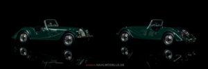 Morgan Plus Four | Roadster | Ixo (Del Prado Car Collection) | 1:43 | www.andere.hahlmodelle.de
