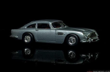 Aston Martin DB 5 | Coupé | Ixo (Del Prado Car Collection) | 1:43 | www.andere.hahlmodelle.de