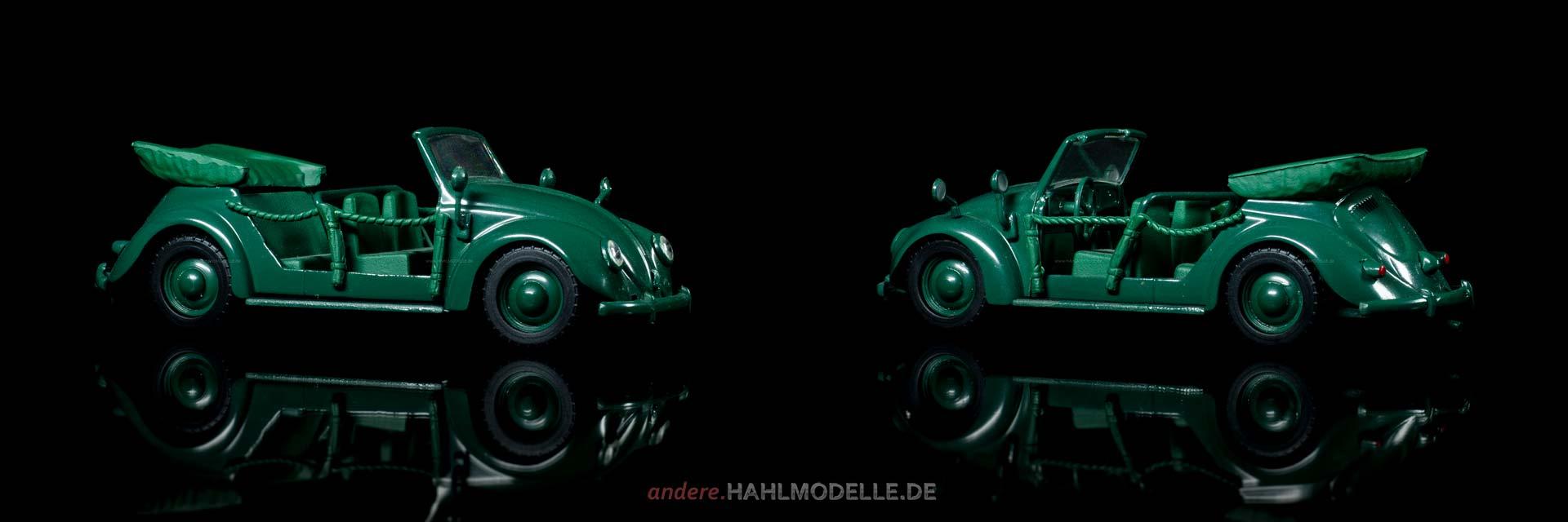 Volkswagen Käfer | Cabriolet | Victoria | 1:43 | www.andere.hahlmodelle.de