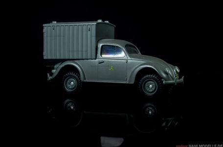 Volkswagen Käfer (Typ 83) | Kastenwagen | Vitesse | 1:43 | www.andere.hahlmodelle.de