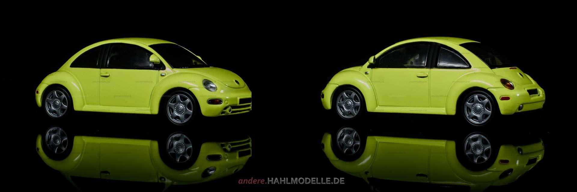 Volkswagen New Beetle (Typ 9c) | Limousine | Ixo (Del Prado Car Collection) | 1:43 | www.andere.hahlmodelle.de