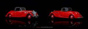 Triumph Dolomite | Roadster | Matchbox / Dinky | 1:43 | www.andere.hahlmodelle.de