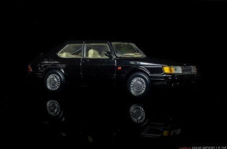 SAAb 900 I | Limousine | Ixo (Del Prado Car Collection) | 1:43 | www.andere.hahlmodelle.de