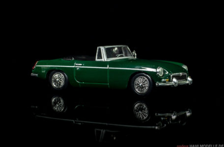 BMC MGB | Roadster | Ixo (Del Prado Car Collection) | 1:43 | www.andere.hahlmodelle.de