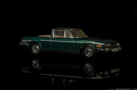 Triumph Stag | Cabriolet | Matchbox / Dinky | 1:43 | www.andere.hahlmodelle.de