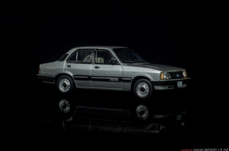 Chevrolet Chevette | Limousine | Ixo (Opel Collection von Eaglemoss) | 1:43 | www.andere.hahlmodelle.de