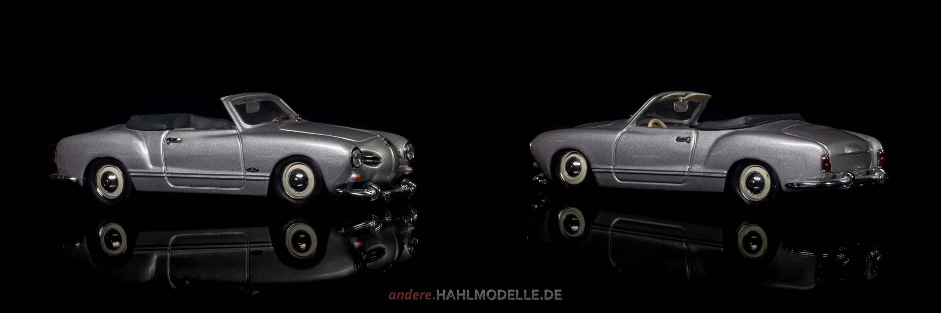 Volkswagen Karmann Ghia 1200 (Typ 14) | Cabriolet | Minichamps | 1:43 | www.andere.hahlmodelle.de