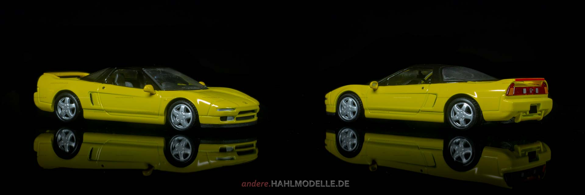 Honda NSX | Coupé | Ixo (Del Prado Car Collection) | 1:43 | www.andere.hahlmodelle.de