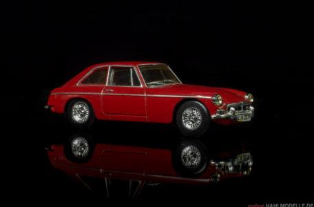 BMC MGB GT V8 | Coupé | Matchbox / Dinky | 1:43 | www.andere.hahlmodelle.de