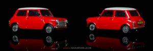 BMC Mini Cooper   Kleinwagen   Ixo (Del Prado Car Collection)   1:43   www.andere.hahlmodelle.de