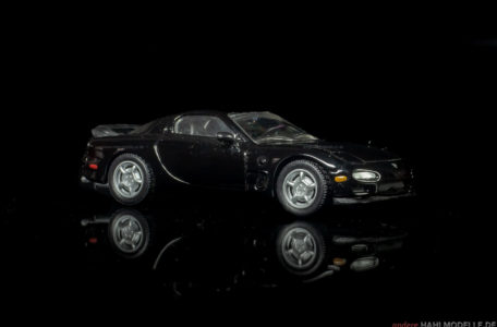Mazda RX-7 (FD3S) | Coupé | Ixo (Del Prado Car Collection) | 1:43 | www.andere.hahlmodelle.de