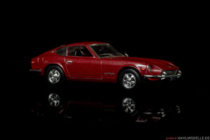 Datsun 240Z | Coupé | Ixo (Del Prado Car Collection) | 1:43 | www.andere.hahlmodelle.de