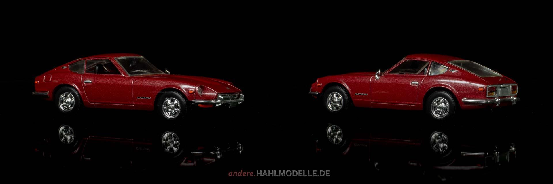 Datsun 240Z | Coupé | Ixo (Del Prado Car Collection) | 1:43 | www.andere.hahlmodelle.de