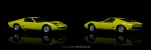 Lamborghini Miura   Coupé   Ixo (Del Prado Car Collection)   1:43   www.andere.hahlmodelle.de