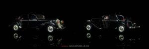 Citroën Traction Avant (11 CV) | Limousine | Ixo (Del Prado Car Collection) | 1:43 | www.andere.hahlmodelle.de