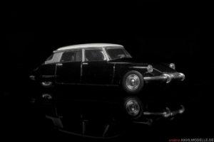Citroën DS 19 | Limousine | Ixo (Del Prado Car Collection) | 1:43 | www.andere.hahlmodelle.de
