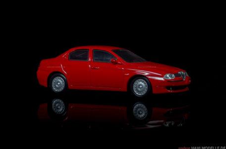 Alfa Romeo 156 | Limousine | Ixo (Del Prado Car Collection) | 1:43 | www.andere.hahlmodelle.de