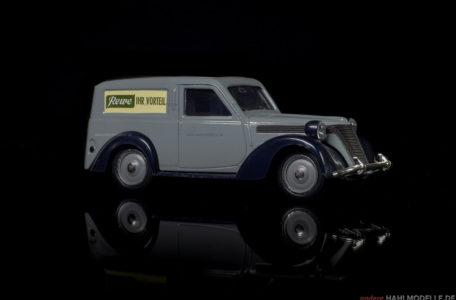 Fiat 1100 Furgone | Lieferwagen | Brumm | 1:43 | www.andere.hahlmodelle.de