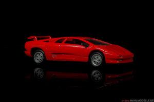 Lamborghini Diablo | Coupé | Ixo (Del Prado Car Collection) | 1:43 | www.andere.hahlmodelle.de