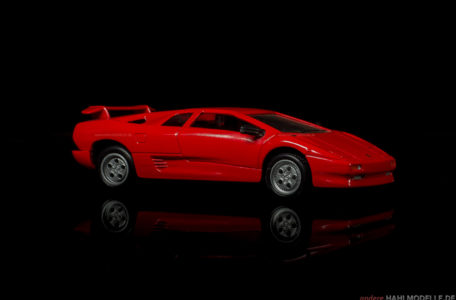 Lamborghini Diablo | Coupé | Ixo (Del Prado Car Collection) | 1:43 | www.andere.hahlmodelle.de