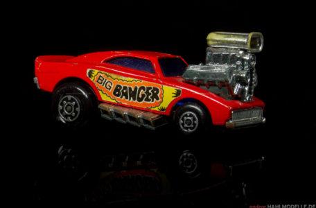 Dodge Charger R/T | Coupé | Lesney Products & Co. Ltd. | Matchbox Superfast Big Banger | www.andere.hahlmodelle.de