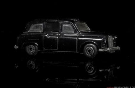 Carbodies FX4R | Limousine | Matchbox Intl. Ltd. | Matchbox Austin FX4R | www.andere.hahlmodelle.de