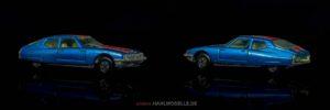 Citroën SM | Coupé | Lesney Products & Co. Ltd. | Matchbox Superfast Streakers | www.andere.hahlmodelle.de