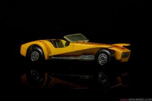 "Lotus Seven   Roadster   Lesney Products & Co. Ltd.   Matchbox Superfast Streakers ""Lotus Super Seven""   www.andere.hahlmodelle.de"