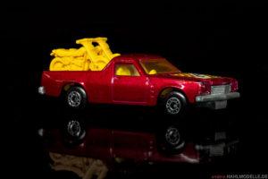 Holden Utility HJ | Pickup | Lesney Products & Co. Ltd. | Matchbox Superfast Holden Pickup GF | www.andere.hahlmodelle.de