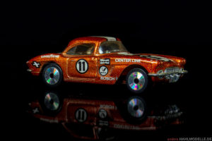 Chevrolet Corvette C1 | Roadster | Matchbox Toys Ltd. | Matchbox Laser Wheels | www.andere.hahlmodelle.de