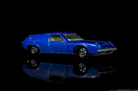 Lotus Europa | Coupé | Lesney Products & Co. Ltd. | Matchbox Superfast | www.andere.hahlmodelle.de